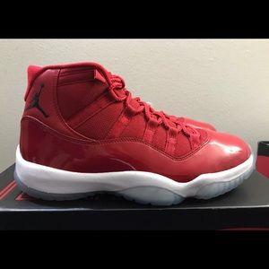 Win like 96' Jordan 11s